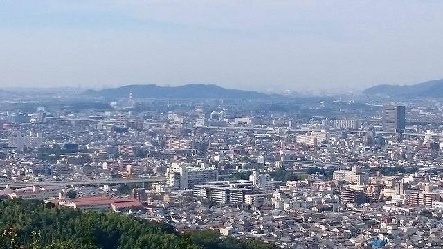 田中社からの眺望
