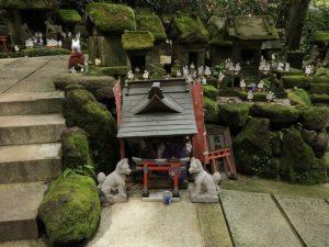 稲荷神社で金運アップ