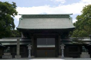 宗像三女神が祀られている宗像大社