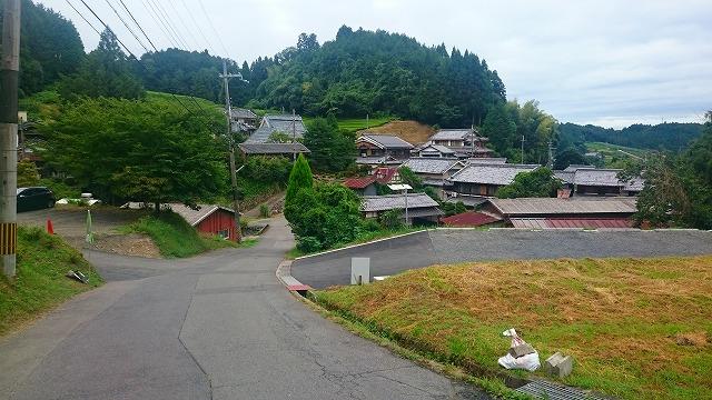 正寿院は京都の田舎にあります