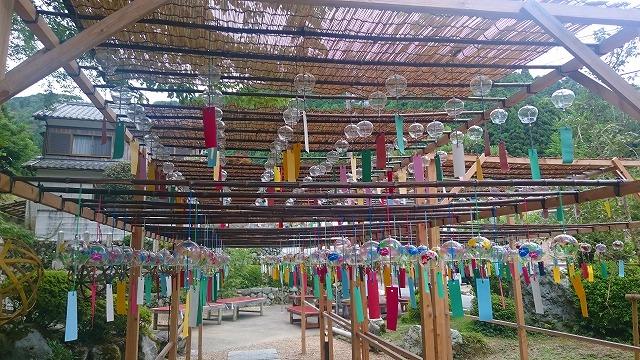 正寿院の風鈴まつり