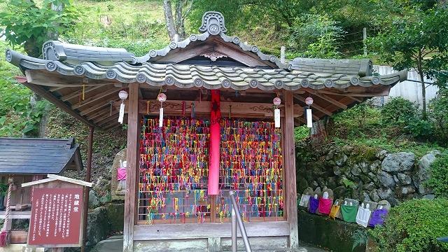 正寿院地蔵堂の前はパワースポット