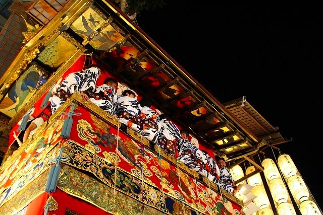 神泉苑は祇園祭発祥の地