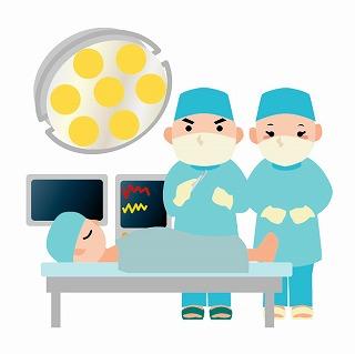 白内障の手術は怖い