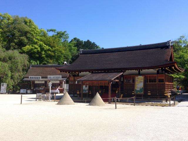 上賀茂神社は京都のパワースポット