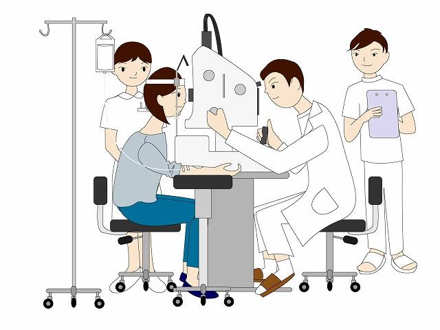 眼力社の白内障や眼病平癒のご利益