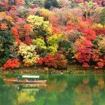 京都嵐山の温泉旅館 パワースポット・神社お寺の開運巡りにおすすめ