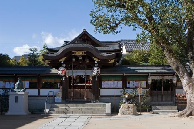 晴明神社は今宮神社から近いパワースポット