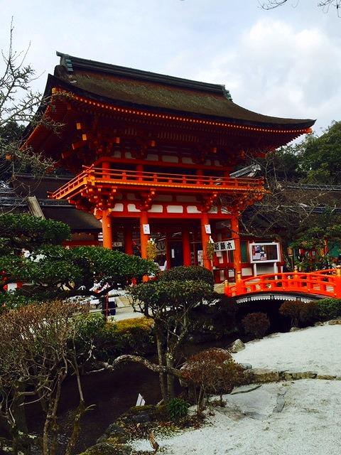 上賀茂神社で恋愛運アップ