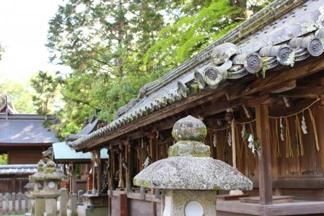 今宮神社の八社は多くのご利益が授かれる