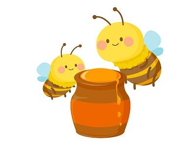 コレステロール対策でバターからハチミツに変えた