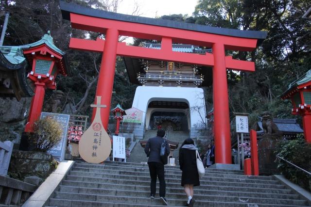 日本三大弁財天江島神社