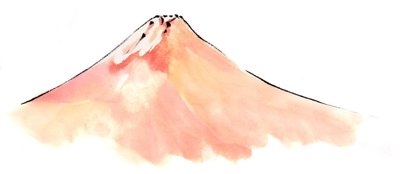四天王が守る須弥山