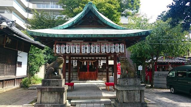 金札宮は京都伏見の金運アップのパワースポット