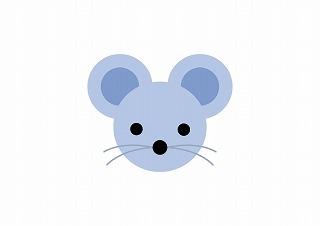 ネズミは大黒天のお使い