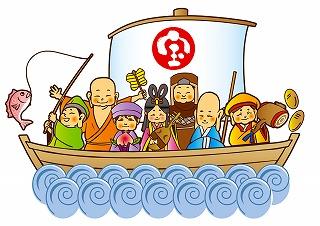 豊川稲荷東京別院の七福神巡り