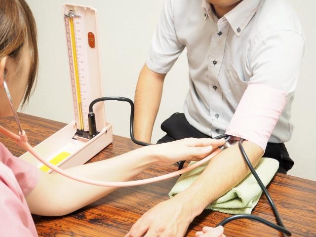 高血圧とは 数値の基準