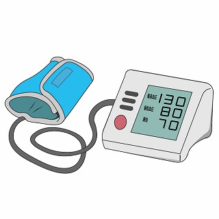 高血圧の数値