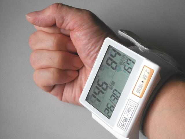 下げられ続けた高血圧の数値