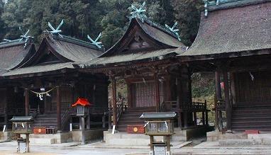 日本第一熊野神社のご祭神