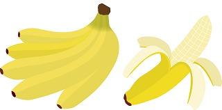 高血圧の食事にバナナ