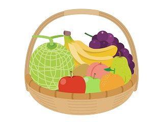 高血圧食事 カリウムの多いフルーツで降圧効果が期待できる