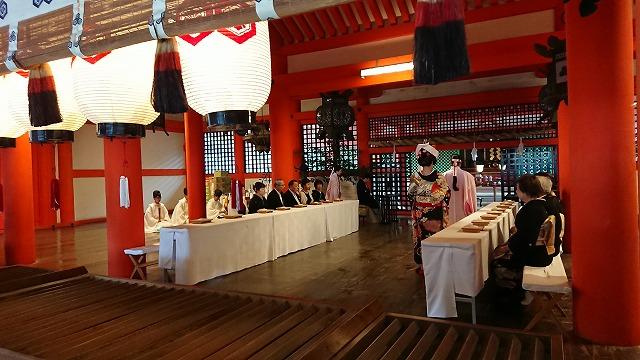 厳島神社の御本社