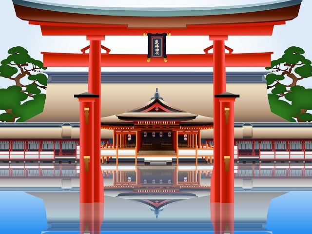 厳島神社の神さま