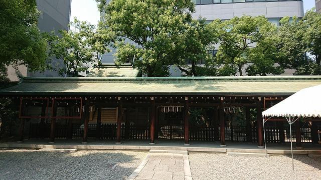 摩神社の摂社末社