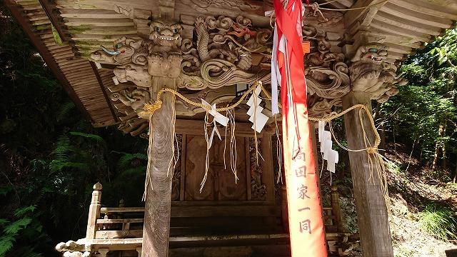 三社明神堂