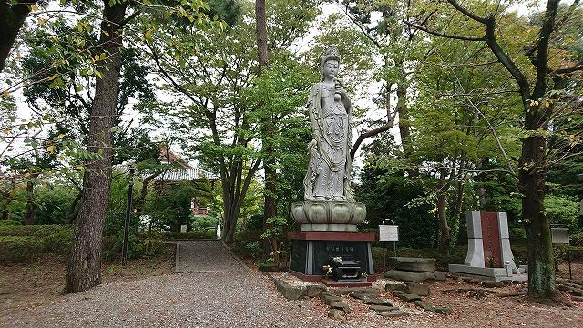 増上寺聖観音菩薩像