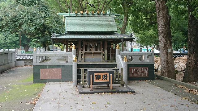 増上寺熊野神社