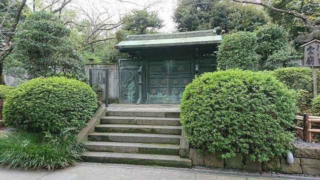 増上寺徳川将軍家墓所