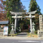 舟津神社 ご利益は金運・縁結び・勝運が高くて半端ない北陸随一の古社