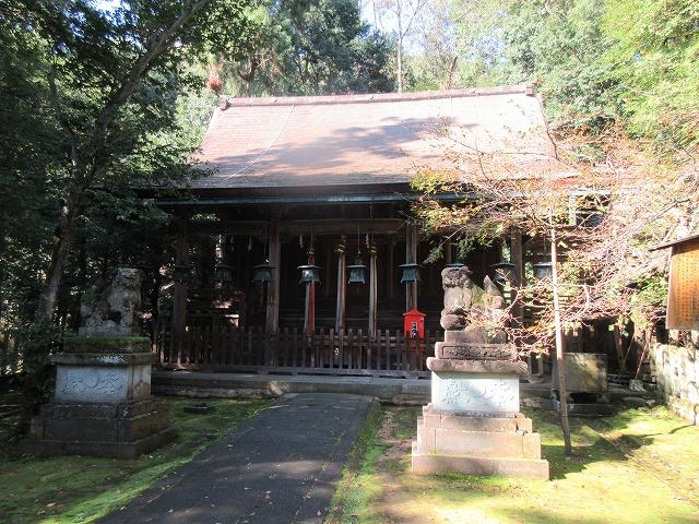 舟津神社本殿