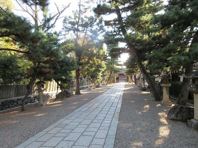 京都伏見の御香宮神社