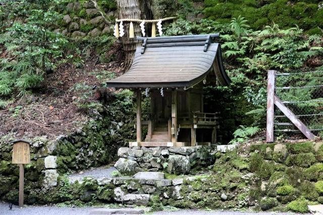 貴船神社の日吉社