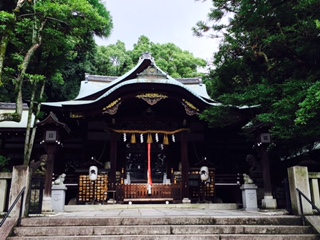 岡崎神社のご祭神とご利益