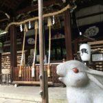 岡崎神社で子授け祈願 子宝のご利益で有名な京都のパワースポット