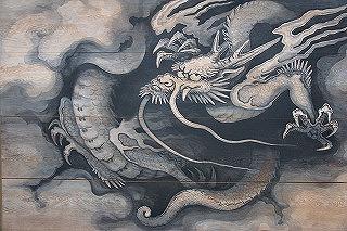 雨社の龍神様