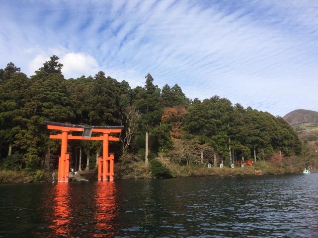 神奈川県・箱根の子宝神社