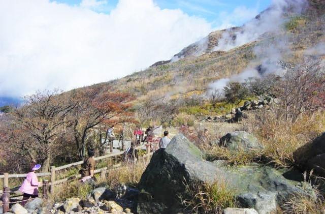 箱根湯本温泉の天然温泉