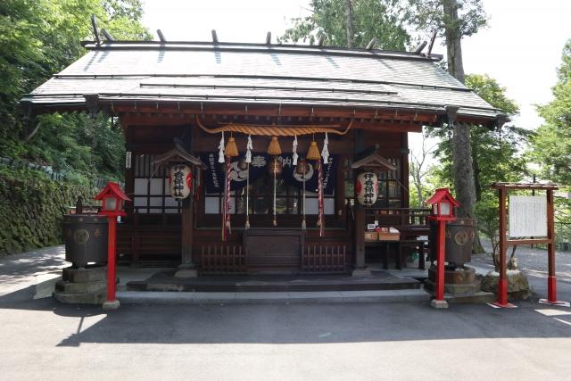 伊香保神社は子宝神社