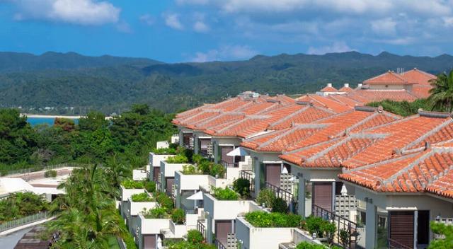 沖縄のカヌチャベイホテル&ヴィラズに泊まりました