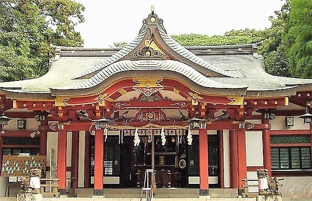 兵庫県の子宝神社越木岩神社にお詣り