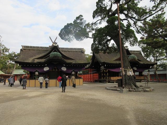 住吉大社はすごい神社