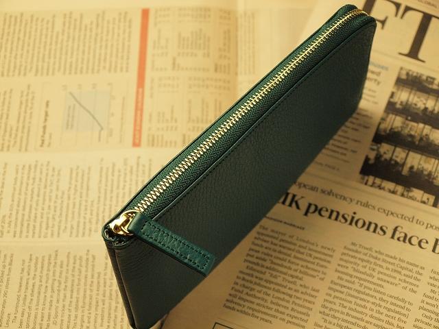 財布 緑は風水で金運アップ効果