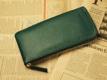 緑の財布で金運アップ