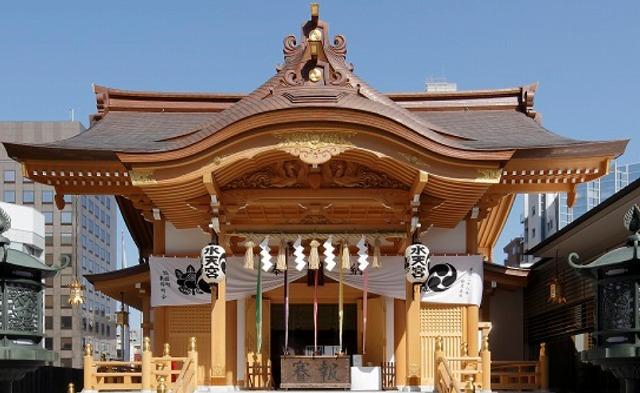 東京水天宮 子宝神社に子授け祈願