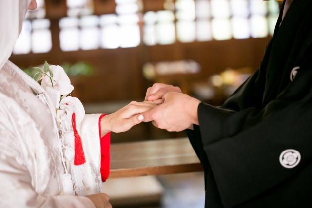 安井金比羅宮のご利益で結婚